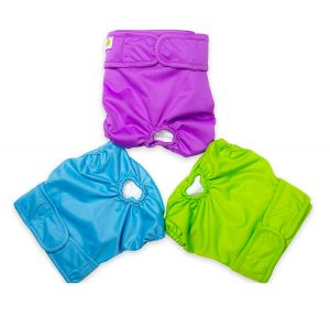 Pet Magasin Reusable And Washable Cat Diapers