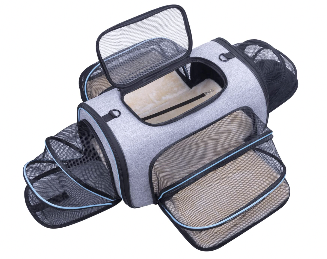 Siivton Exapandable Pet Carrier