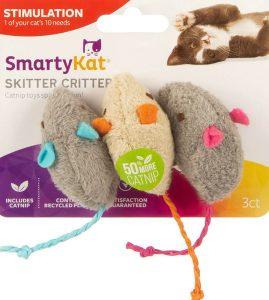 SmartyKat catnip cat toys