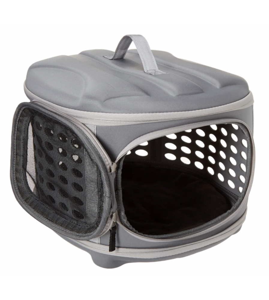 Pet Magasin Top Loading Cat Carrier