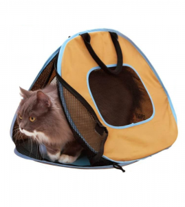 Portable Stress Free Carrier For Nervous Cats
