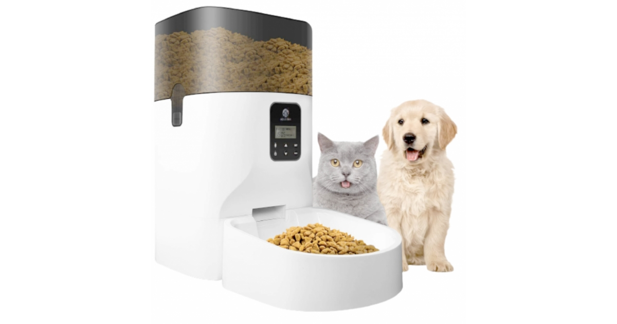 Aolestar - Automatic Cat Feeder