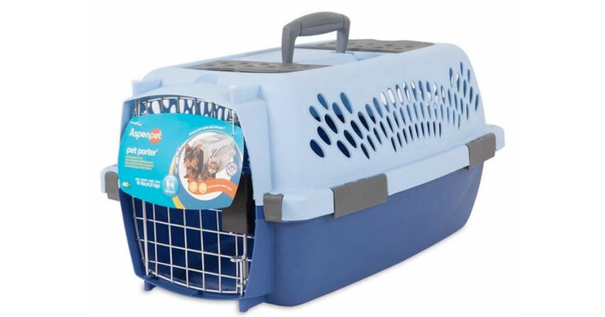 Aspen Best Cat Carrier For Car Travel