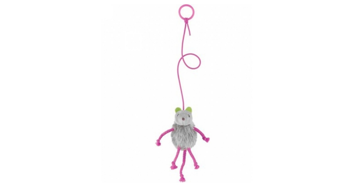 Frisco Bouncy Cat Mouse Toy