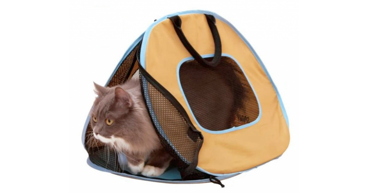 Necoichi Portable Stress Free Carrier For Nervous Cats