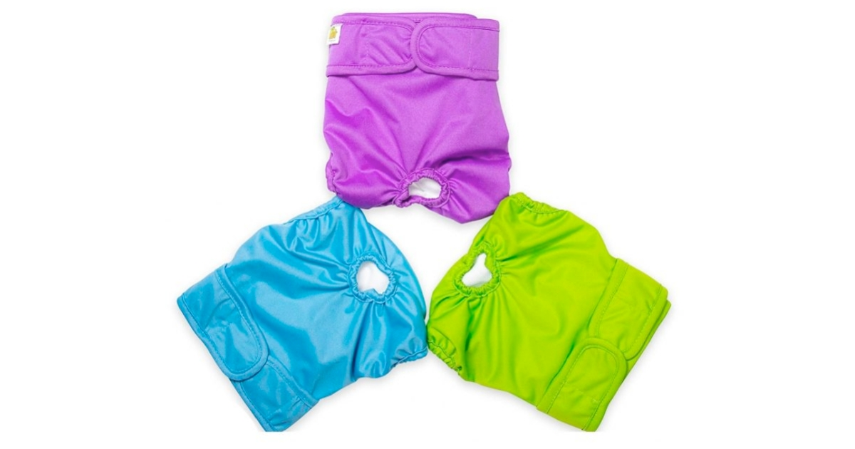 Pet Magasin Reusable And Washable Cat Nappies