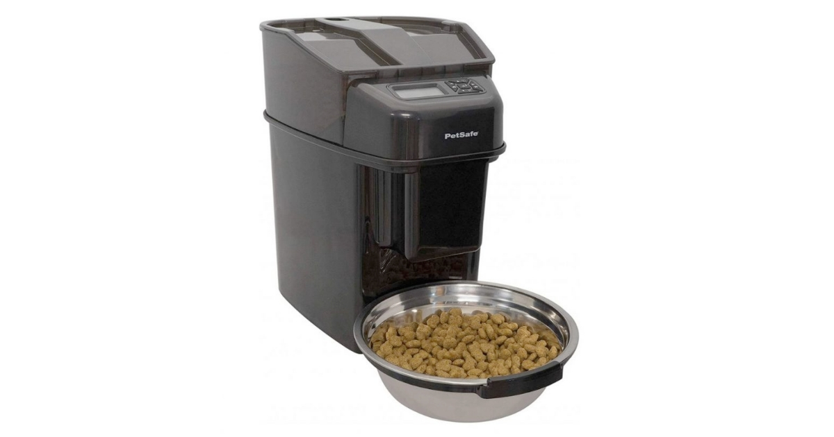 PetSafe Healthy Pet Pre-Portioned Automatic Food Dispenser