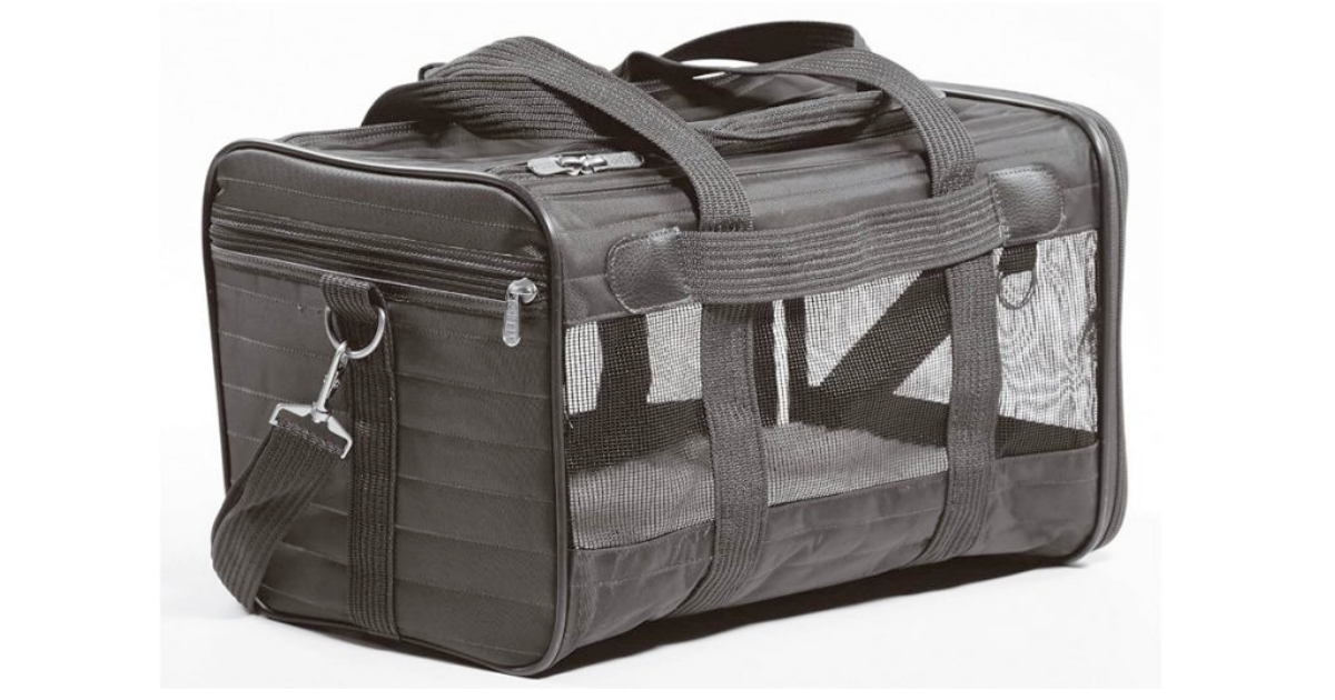 Sherpa Airline Approved For Large Cat Carriers