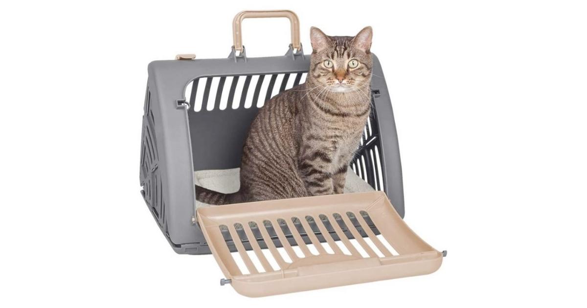 Sport Best Cat Carrier For Long Car Trips