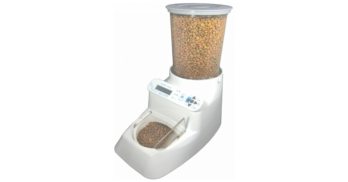 Wireless Whisker Automatic Microchip Cat Feeder