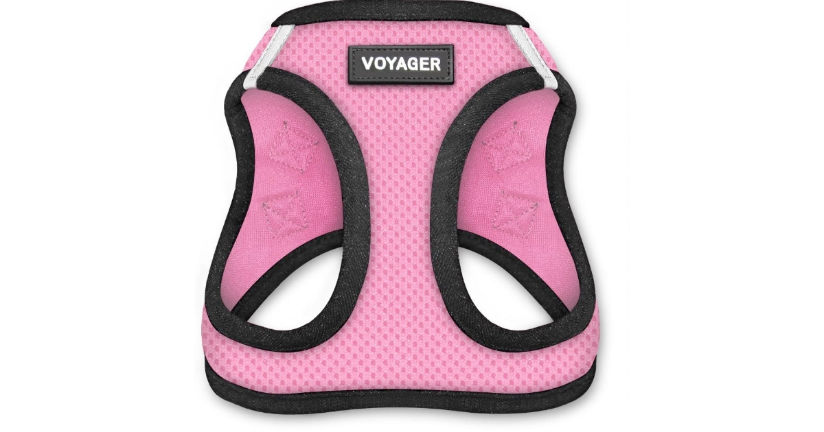 Voyager Cat Step-In Vest Harness